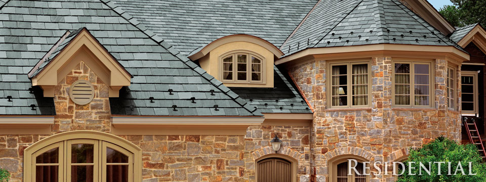 Slate Roofing - Chicago | Roofing Contractors  - SMART Roofing, Inc