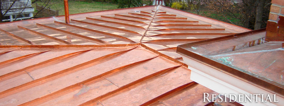 architectural sheet metal roofing - smart roofing inc: chicago