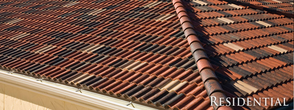 Tile Roofing - SMART Roofing Inc: Chicago  Residential Roofing Contractor, Repair, Installation