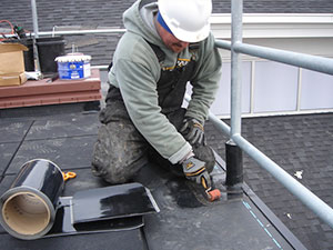 Roofing Contractors - Roof-Maintenance