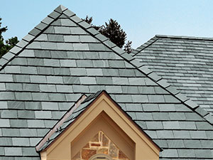 Roofing Contractors - Slate-Residential-Roofing