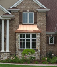 Architectural Sheet Metal - Residential Roofing