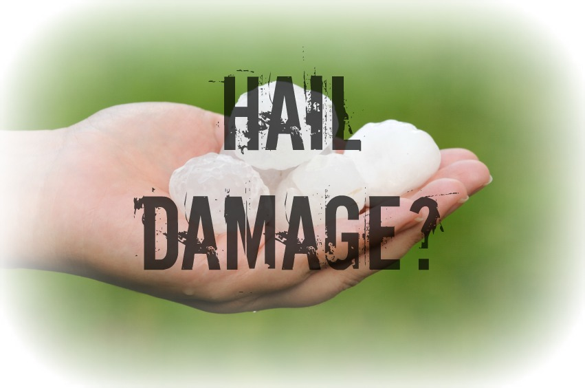 Hail-Damage