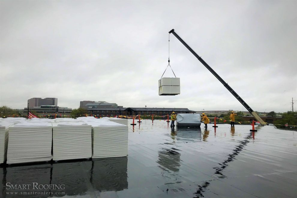 Commercial Flat Roof Chicago