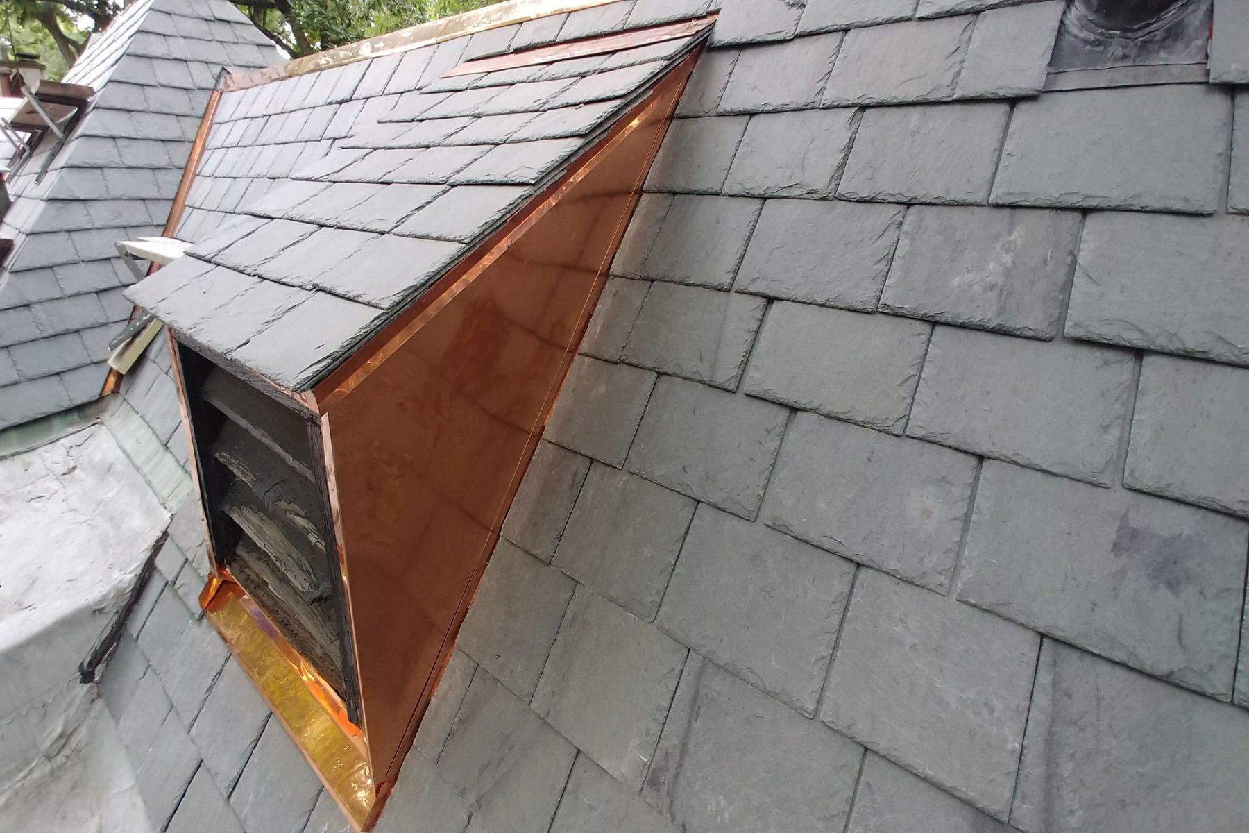 slate roof 718