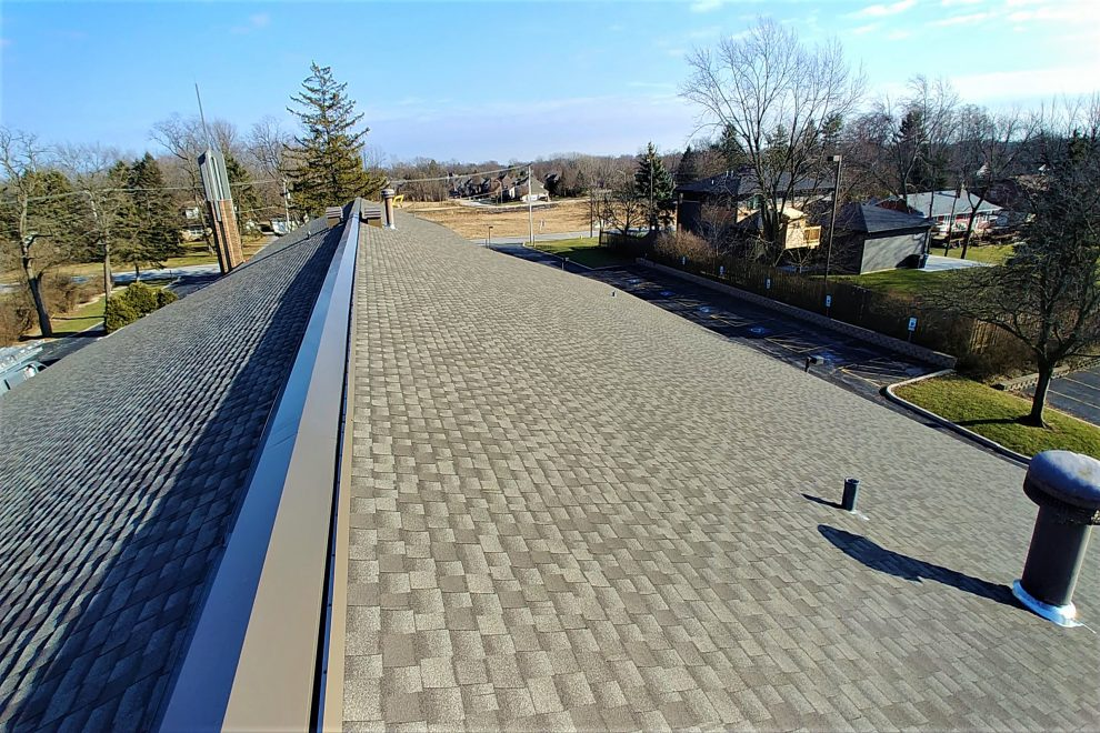 Orland Park Timberline HD Shingle Roof