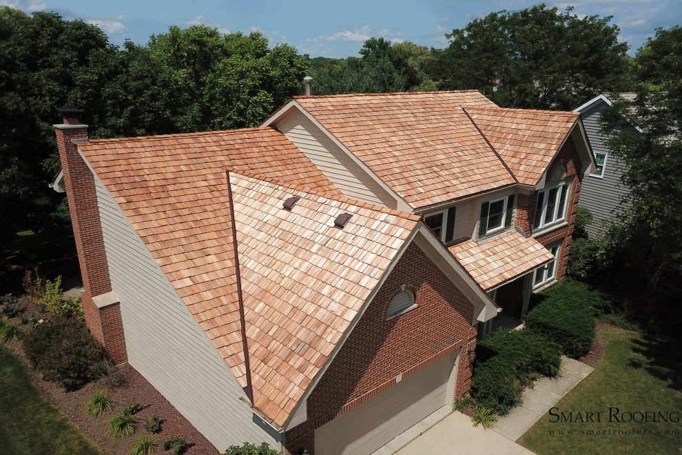 Palatine cedar shake roof 2