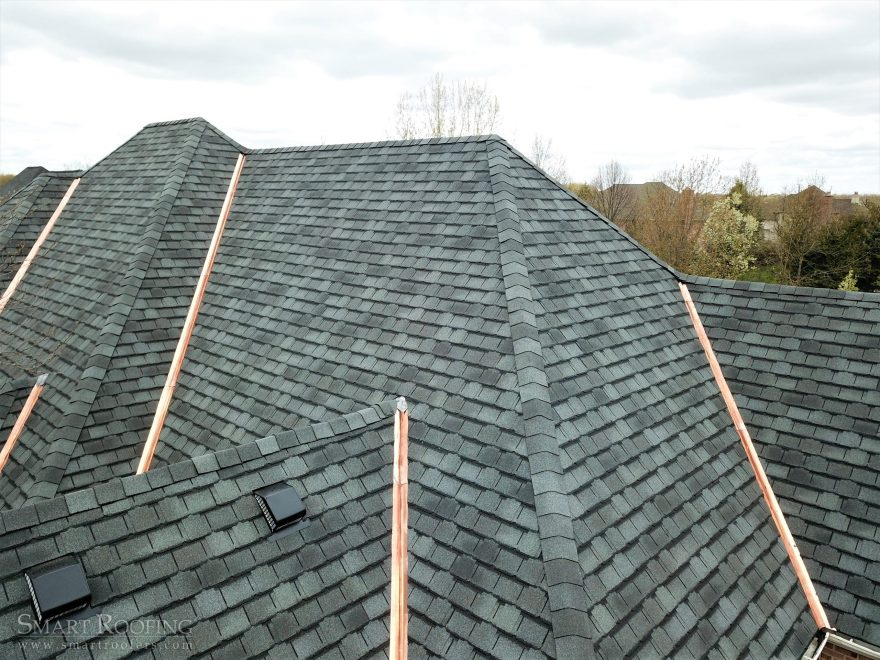 Kildeer Shingle Roof
